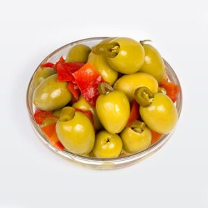 Jalapeño-Stuffed Gordal Olives
