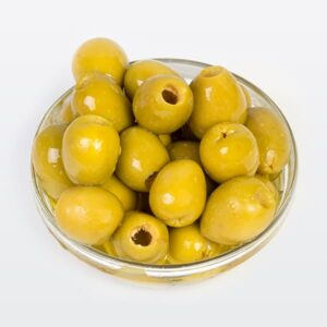 Anchovy-Flavoured Pitless Gordal Olives