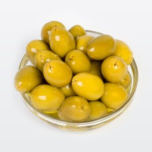 Anchovy-Flavoured Pitted Gordal Olives