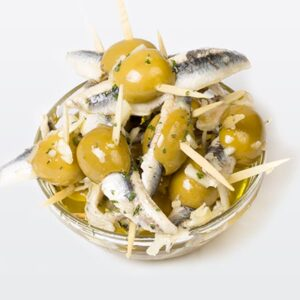 Anchovy-Stuffed Gordal Olive22