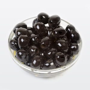 Pitless Black Pearl Olives